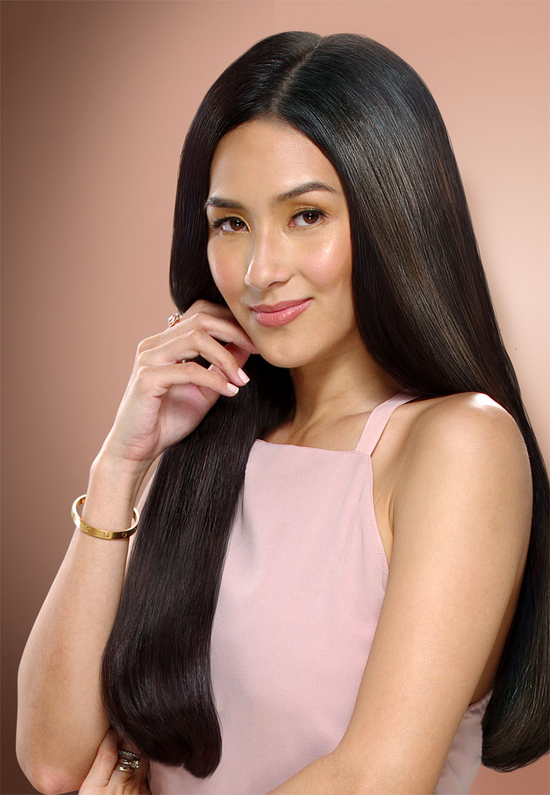 Mikaela Lagdameo-Martinez: Owning It with Palmolive Expertique